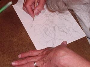 bloemen tekenen, mandala tekenen