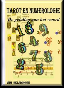 boek Tarot en Numerologie, de getallen aan het woord