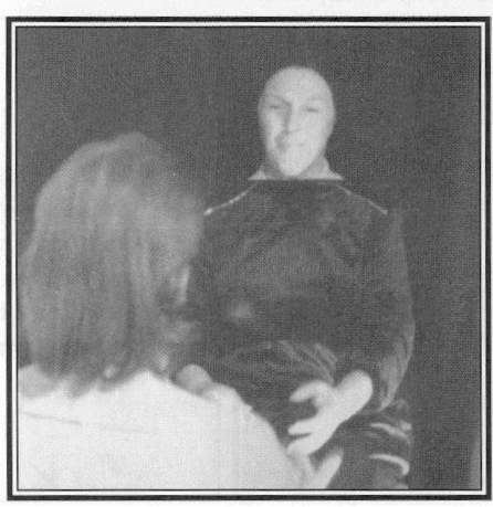 fysiek mediumschap, transfiguratie, , Jean Skinner - missing vinger
