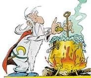 Druïden worden in de Keltische cultuur, gezien als de magier. Met het Ogham boomorakel als hun geheimschriftl