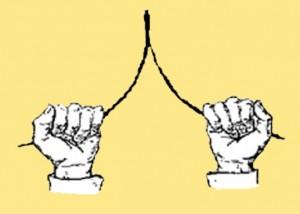 wichelroede -Y vorm
