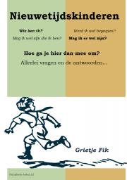 Boek nieuwetijdskinderen