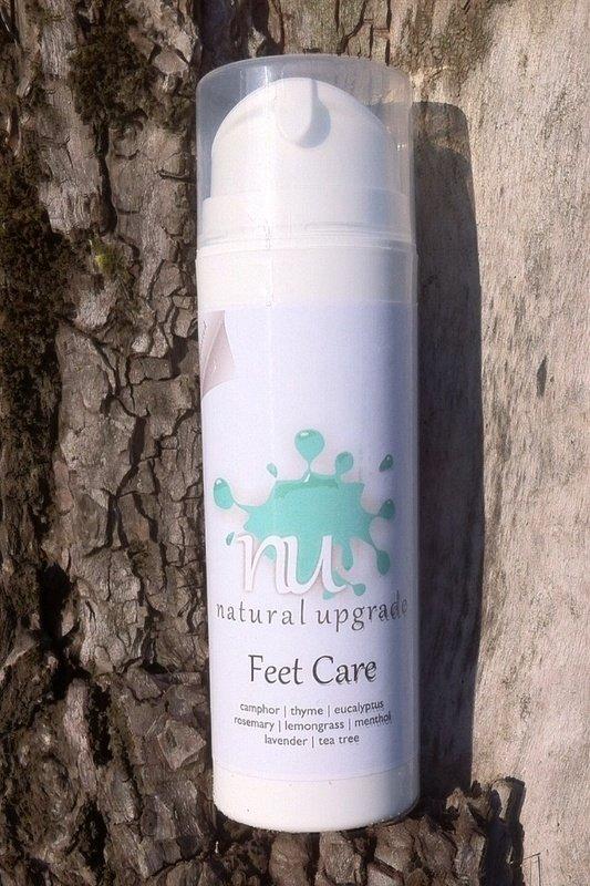 natural upgrade feetcare