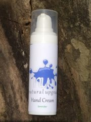 natural upgrade handcream